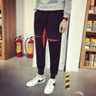 Colour Block Jogger Pants