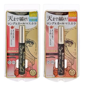 Isehan - Kiss Me Heroine Make Prime Long & Curl Mascara Super Waterproof - 2 Types