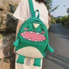 Dinosaur Canvas Backpack
