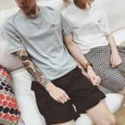 Couple Matching Short-sleeve T-shirt