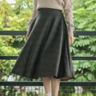Tweed Midi Skirt