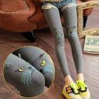 Cat Accent Leggings