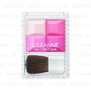 Cezanne - Mix Color Cheek (#01 Pink Toned) 1 Pc