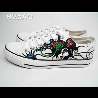 Devil Canvas Sneakers