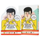 Ban8 - Namchini Funny And Boyfriend Message Mask Sheet Pack (skin Suppression) 5 Pcs