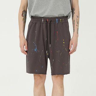 Color Splash Shorts
