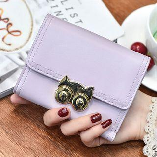 Owl Flap Wallet