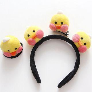 Duck Hair Clip / Hair Band / Hair Tie