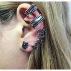 Owl Non-matching Earring