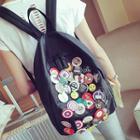 Badge Backpack