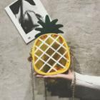 Pineapple Transparent Crossbody Bag