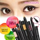 Tosowoong - Auto Twister Jewelry Eyeliner (#03 Jewelry Pearl Black)