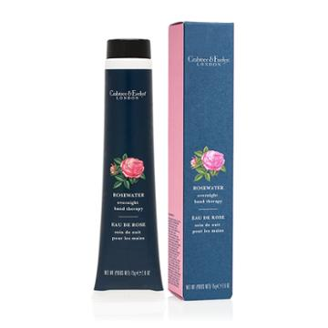 Crabtree & Evelyn - Rosewater Overnight Hand Therapy 75g/2.6oz