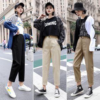 Straight-leg Pants / Set