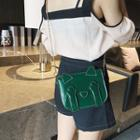Patent Flap Cross Bag