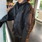 Reversible Denim Jacket