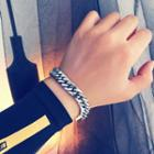 Alloy Chain Bracelet Bracelet - One Size