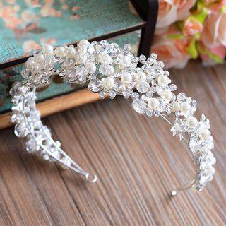 Bridal Embellished Hair Band