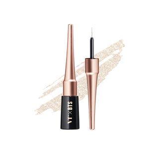 Vt - Bts Super Tempting Glitter Eyeliner - 3 Colors #01 Dawn