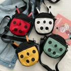 Ladybird Canvas Crossbody Bag