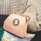 Brooch Handbag