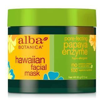 Alba Botanica - Papaya Enzyme Facial Mask 3 Oz 3oz / 85g