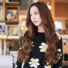 Set Of 3: Clip-in Hair Extension - Wavy