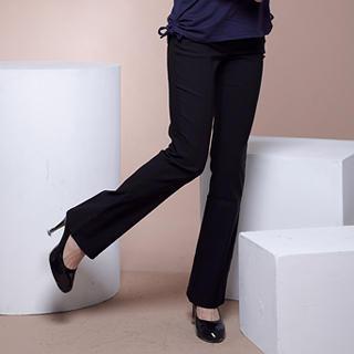 Boot-cut Pants