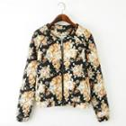 Floral Padded Jacket