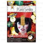 Sun Smile - Pure Smile Nightmare Art Mask (chinese Zombie) 5 Pcs