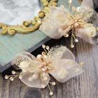 Bridal Rhinestone Hair Clip