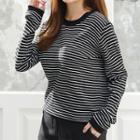 Ringer Stripe Sweater