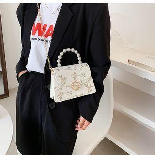 Lace Shoulder Bag