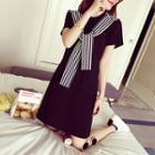 Short Sleeve T-shirt Dress(various Designs)