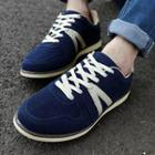 Contrast Color Sneakers