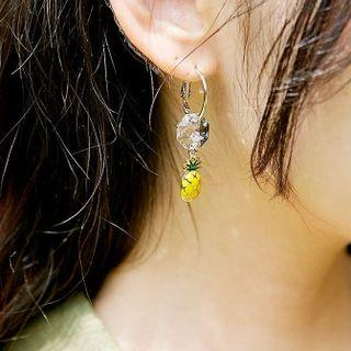 Patterned Drop Earrings (7 Designs)