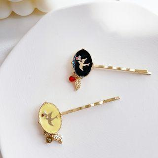 Alloy Bird Hair Pin