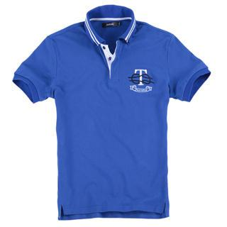 Short-sleeve Embroidered Polo Shirt
