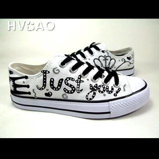 Just You Canvas Sneakers