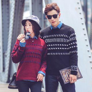Couple Matching Sweater