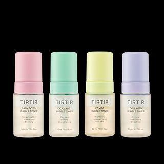 Tirtir - Bubble Toner Daily Kit 1 Set