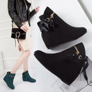 Hidden Hedge Short Boots