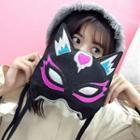 Cat Mask Crossbody Bag