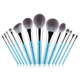 Set Of 13: Makeup Brush As Shown In Figure - One Size