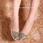Crystal Metallic Flats