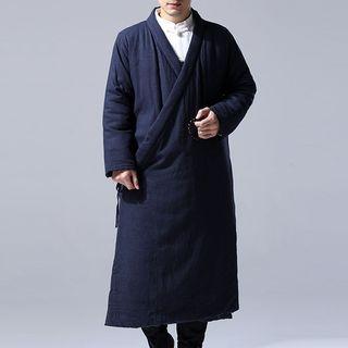 Plain Chinese Robe Coat