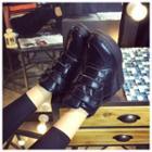 Velcro High Top Sneakers