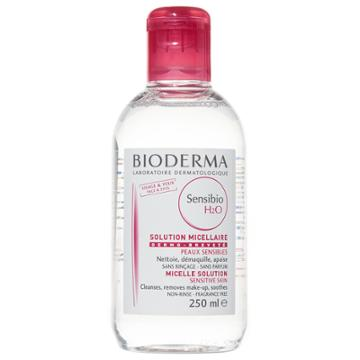 Bioderma - Sensibio H2o Micelle Solution (for Sensitive Skin) (red)