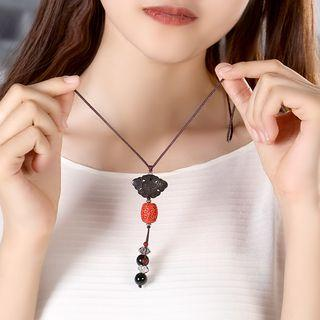 Bell Necklace As Shown In Figure - 75cm