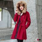 Parka Dress Coat